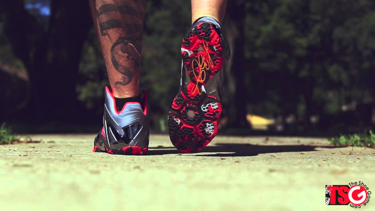 e3eac192998ce0 UNDS  Nike LeBron 11 Elite  Team  Review - YouTube