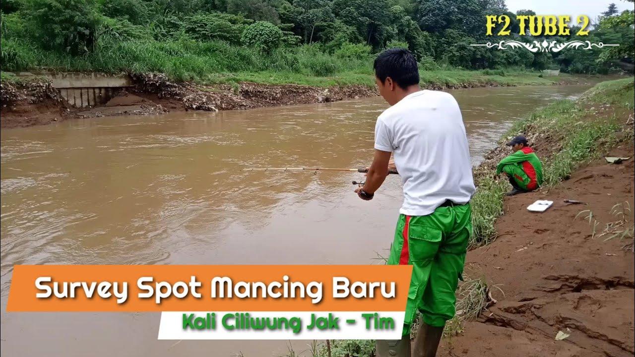 Spot Mancing Kali Elo Magelang
