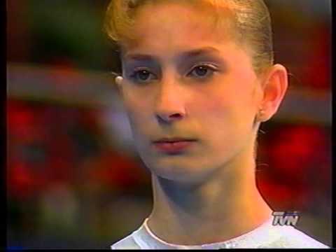 FINAL ALL ROUND ARTISTICA FEMENINA SYDNEY 2000