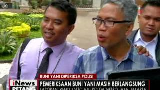 Live Report : Wahyu Seto Aji, Buni Yani Diperiksa Polisi - INews Petang 23/11