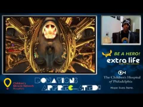 Bayonetta 2: Charity Stream For The Children's Hospital of Philadelphia (Part 15)