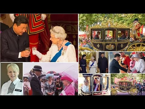 挑戰新聞軍事精華版--英國媒體爆料:女王私下抱怨中國代表團非常無禮?