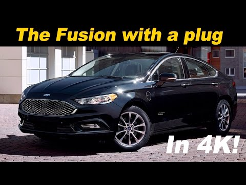 2017 Ford Fusion Energi Review and Road Test - DETAILED in 4K UHD!