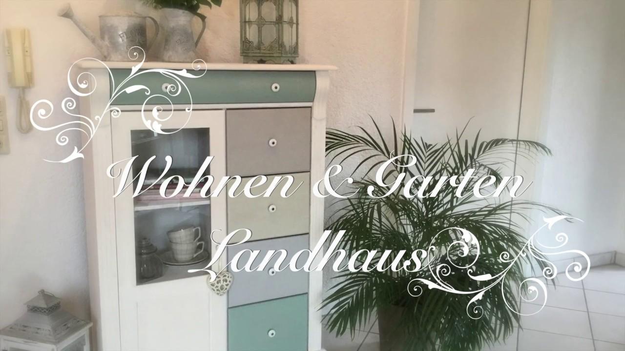 kommode streichen mit kreidefarben chalky paint youtube. Black Bedroom Furniture Sets. Home Design Ideas