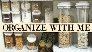 PANTRY ORGANIZATION (INSANE Before & After) | HOW TO ORGANIZE YOUR PANTRY | Tara Henderson