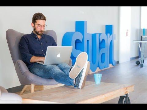 Stuart • Discover our corporate culture