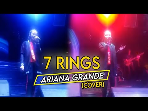 7 Rings (Ariana Grande) - live cover by Anneth Delliecia Nasution
