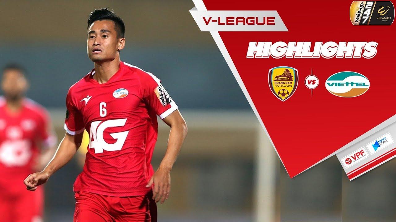 Video: Quảng Nam vs Viettel