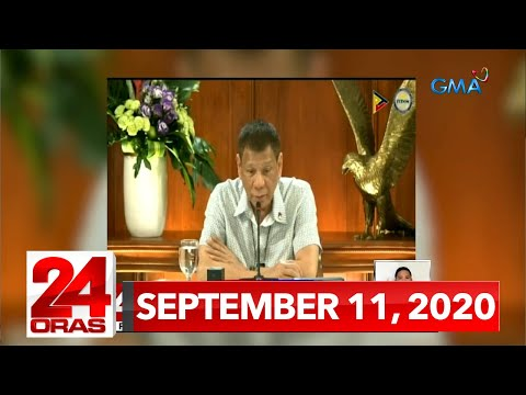 24 Oras Express: September 11, 2020 [HD]