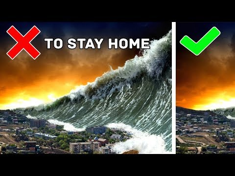 Thumbnail: 10 WAYS TO SURVIVE IN NATURAL DISASTERS