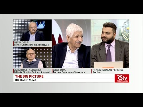 The Big Picture - RBI Board Meet