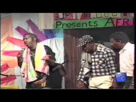 "G.B.T.V. CultureShare ARCHIVES 1990: GYPSY, RELATOR & FRIENDS  ""Extempo""  (HD)"