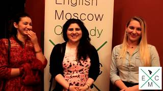 English Moscow Comedy Trailer 2: The Big Stand-Up Show