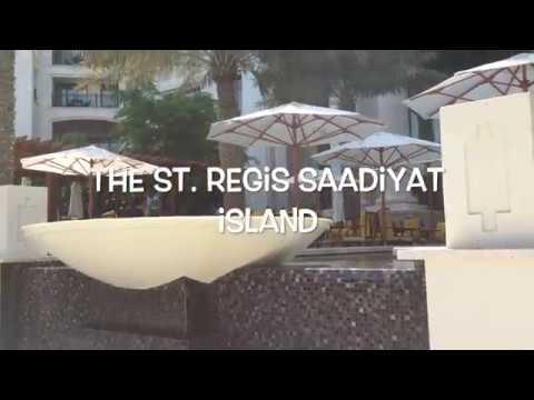 Abu Dhabi - The St. Regis Saadiyat Island Resort