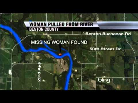 Crews Pull Woman From Cedar River