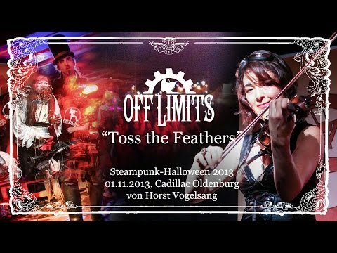 Off Limits - Toss the Feathers - Steampunk-Halloween2013 mp3