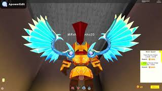 How to get a free skin on ROBLOX + 10milhoes of strength in Super Power traning simulator