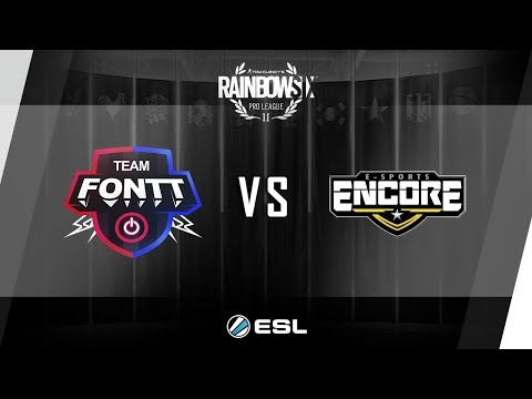 [R6] PRO LEAGUE - Season 3 -  PC LATAM - Team Fontt vs. Encore