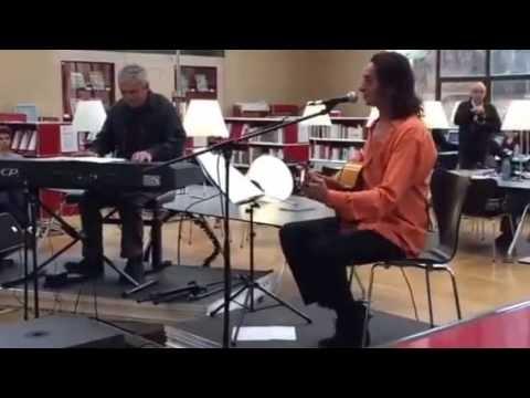 Music'halte avec Bernardo Sandoval et Mingo Josserand