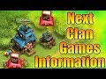 Next Clan Games 23rd - 29th November Information! | 3 Books Are Coming😍 | Clash Of Clans