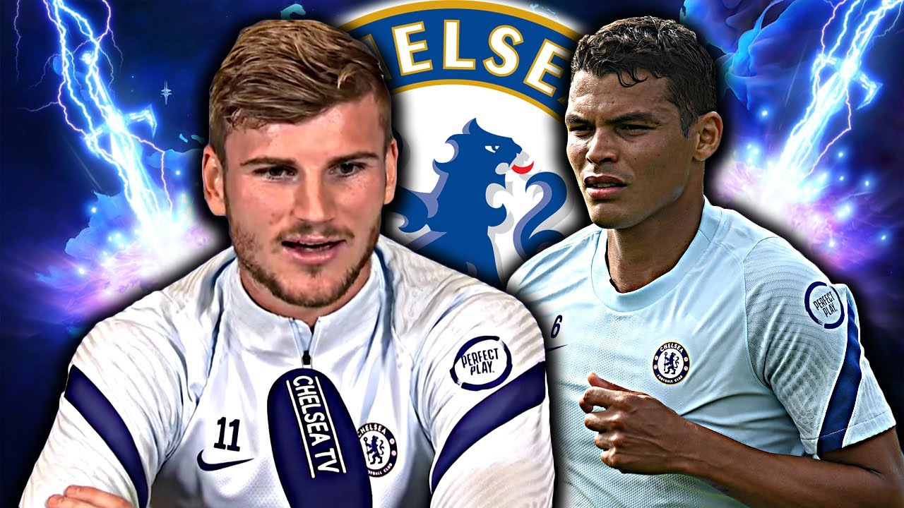 Chelsea News: Werner Explains Why He Chose CHELSEA Over Liverpool! Thiago Silva READY For Liverpool?