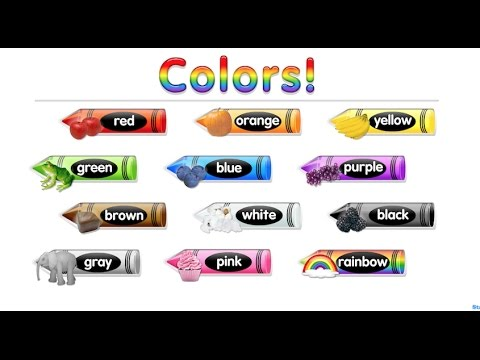 starfall colors learn colors learn english - Starfall Printable Books