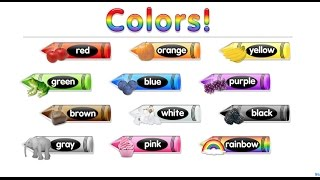 Starfall Colors Learn Colors Learn English