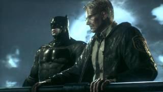 Batman: Arkham Knight (PS4)(Batman V Superman Skin Walkthrough) [Part 1] - The Long Halloween