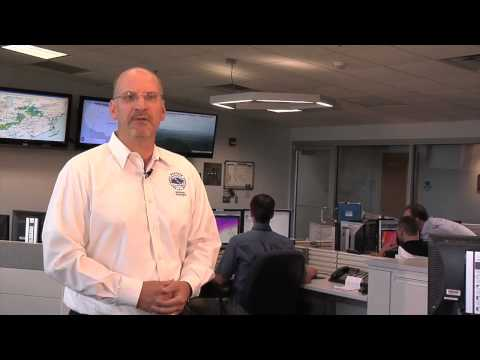 A Look Inside National Weather Service, Baltimore/Washington Office in Sterling, VA