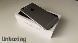 iPhone 6s Plus Unboxing - Space Grey