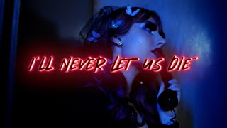 Crystal Joilena - I'll Never Let Us Die (Official Music Video)