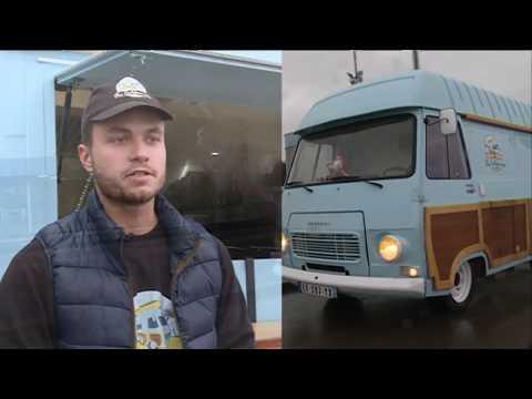 Feuilleton - Tendance : à chacun son (food) truck ! Episode 1