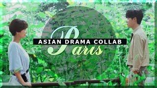 ❥ Asian Drama Collab № 6    PARIS