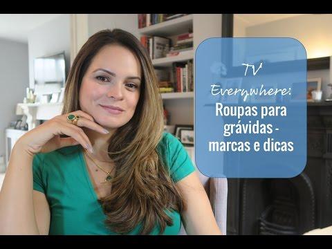 TV Everywhere: Roupas para grávidas - marcas e dicas