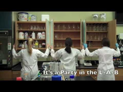 Party in the LAB: Parody of Party in the USA