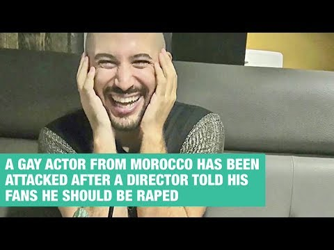 Gay Moroccan Actor Attacked