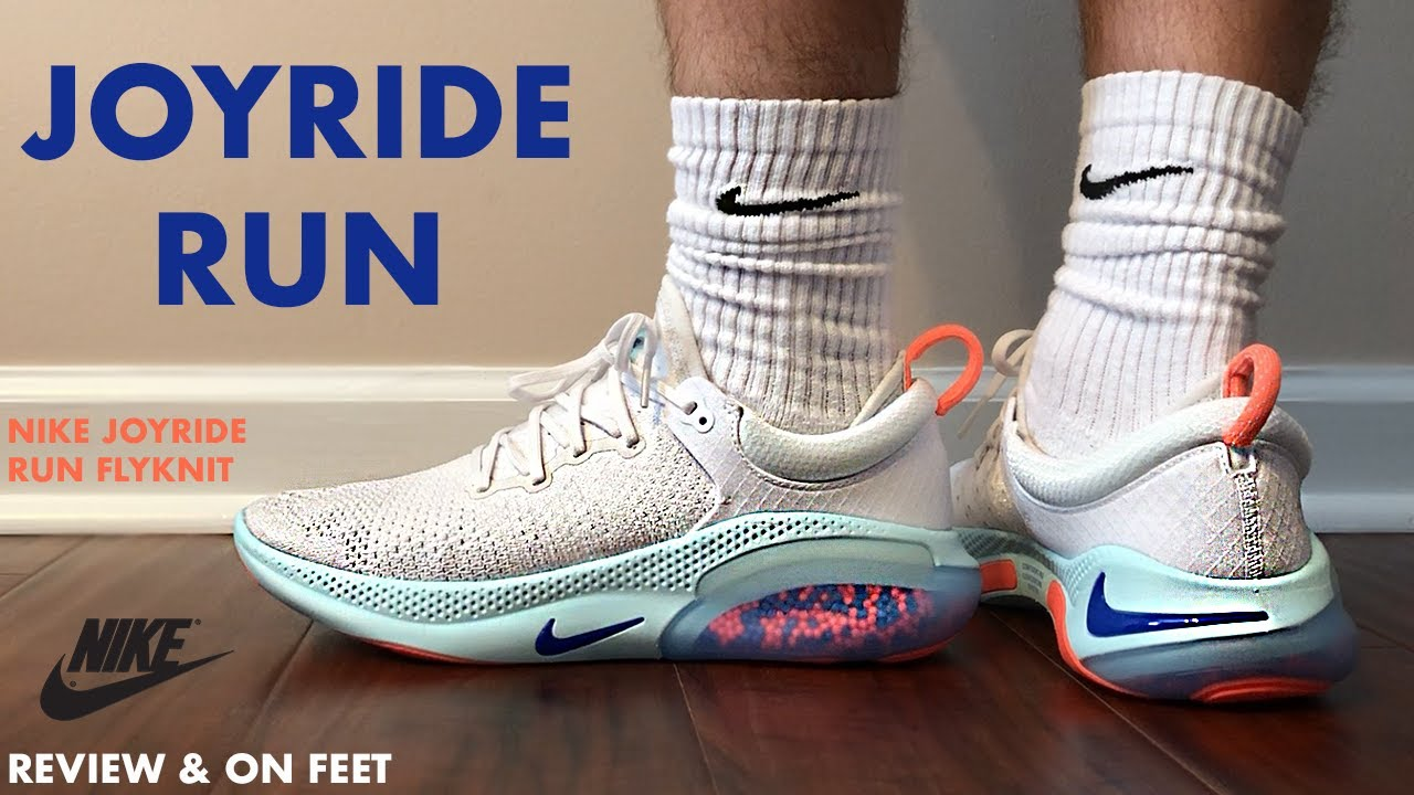 Nike Joyride Run Flyknit Review and On Feet