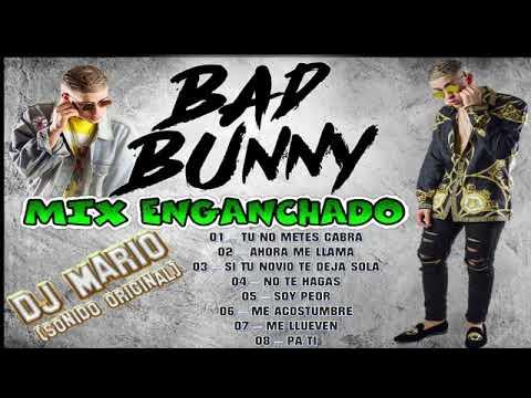 Mezclas bad bunny