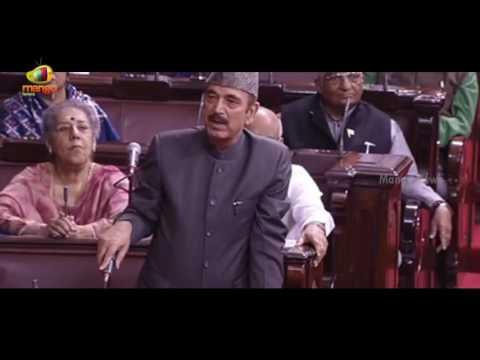 Ghulam Nabi Azad Asks For Debate On Demonetisation In Rajya Sabha | Arun Jaitley | Mango News