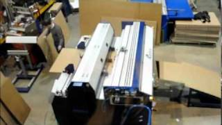 Corrugated Box Making: Maltese Cross / One Piece Folder (opf) In Corrugated Board