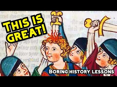 The Middle Ages were great! (kind of) | Boring History Lessons