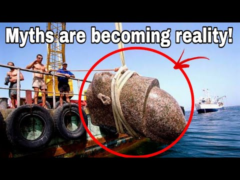 Discoveries On The Sea Floor That Amazed Archeologists!