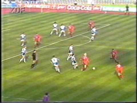 0021991001 - Bayern München - Stuttgarter Kickers 1:4