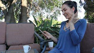 Աննուշկայի Օրը - Աշխարհից Կտրված - Heghineh Vlog 576 - Mayrik by Heghineh