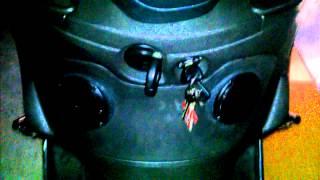 piaggio x9 500cc sl model 2001 audio system gps