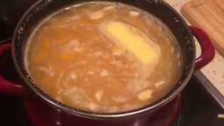Гороховый суп- пюре