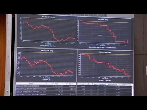 Moody`s sobe a nota sobre a dívida grega