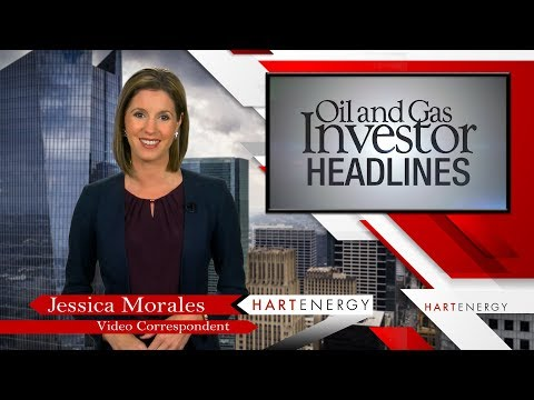 Headlines by Oil and Gas Investor Week of 10 27 17