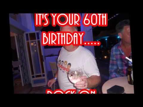Happy 60th Birthday Gary! - YouTube