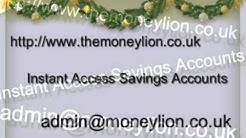 INSTANT ACCESS SAVING ACCOUNTS